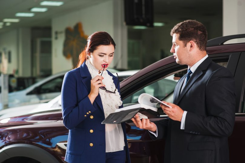 Leasing vs. Buying A Car