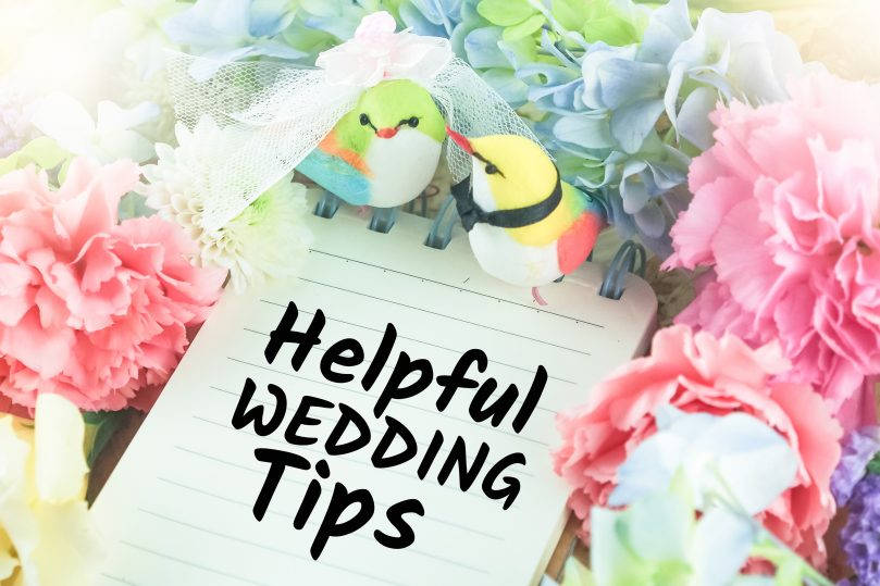 4 Quick Tips When It Comes To Paying Your Wedding Bill